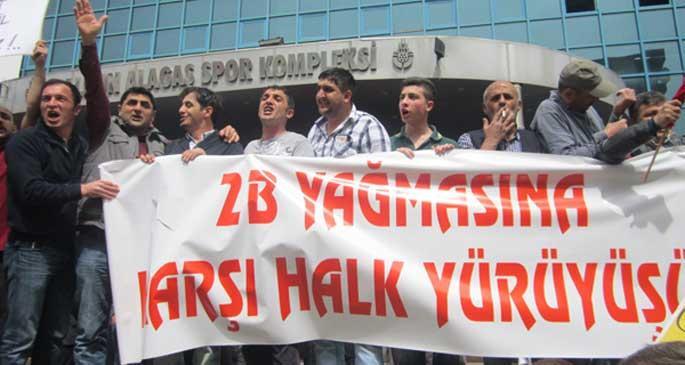 \'AKP gelip de 2-B'lilerden oy istemesin\'