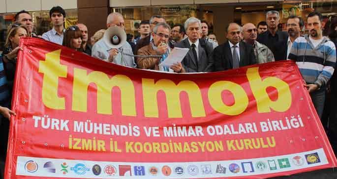 AKP TMMOB'a saldırmaya devam ediyor