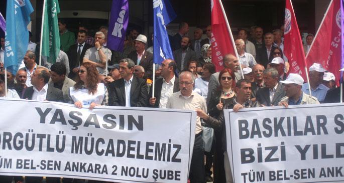 AKP\'li Mamak Belediyesi\'nde sürgünler başladı