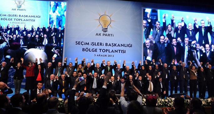 AKP\'nin İstanbul adayı yeniden Kadir Topbaş