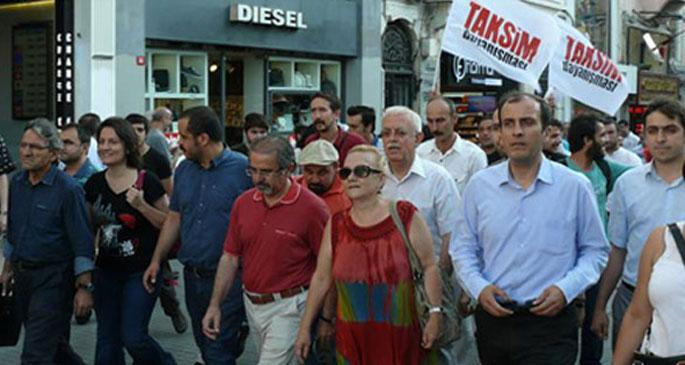 AKP'nin vurgun yediği yer: Gezi