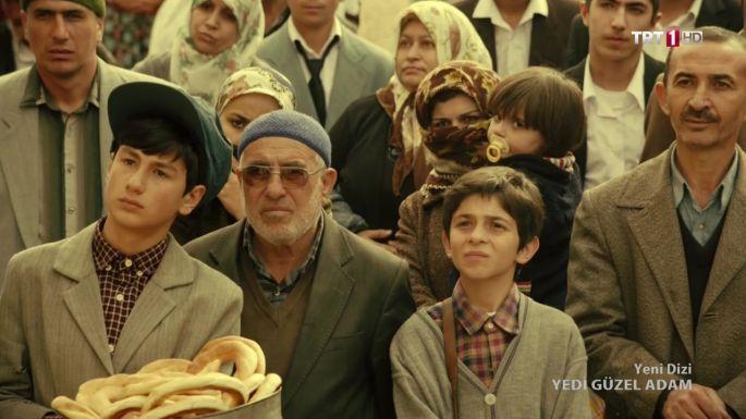 AKP'nin yedi güzel adamı