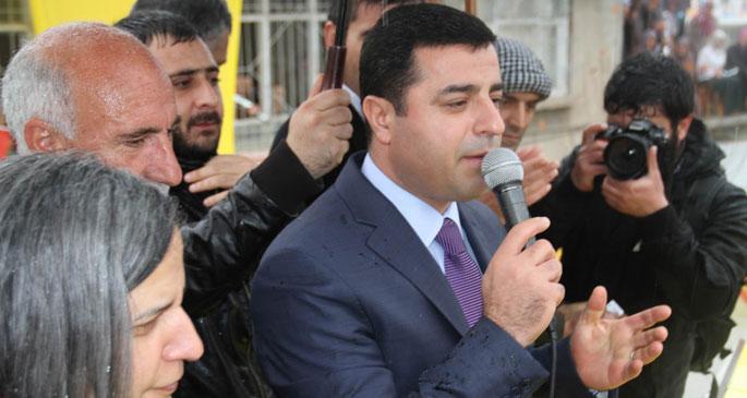 'AKP'ye verilen oy hırsızlığa, Roboskî katliamına destektir'