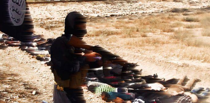 Alman Devlet Televizyonu: IŞİD\
