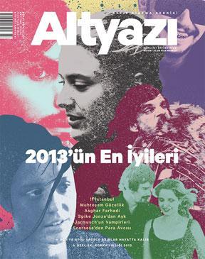 Altyazı'dan 2013'ün  en iyileri