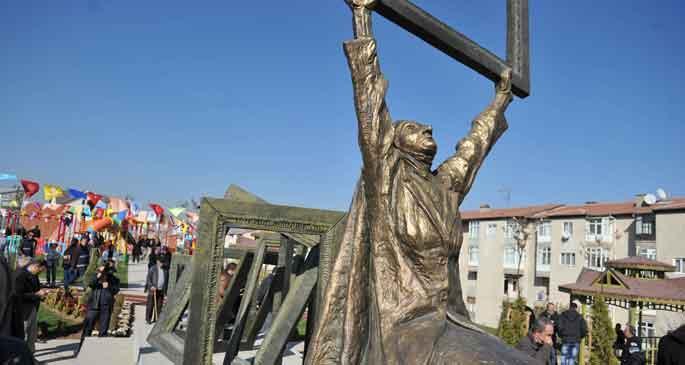 Ankara'da Berfo Ana Parkı açıldı