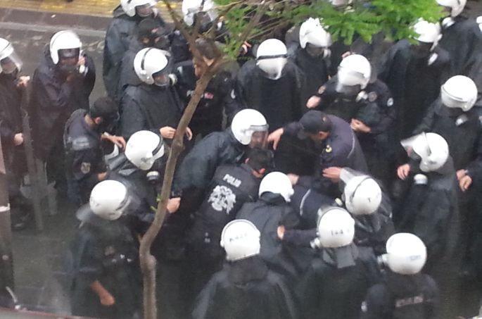 Ankara\'da gözaltına alınan 118 kişi serbest bırakıldı