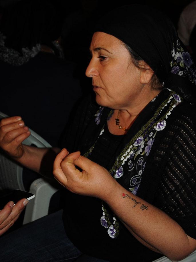 Anne Emel Korkmaz: Ali İsmail\'i kalbime kazıdım