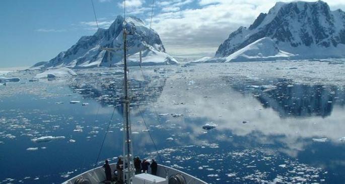 Antarktika\