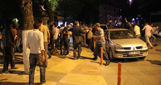 Antep'te Gezi davası görüldü