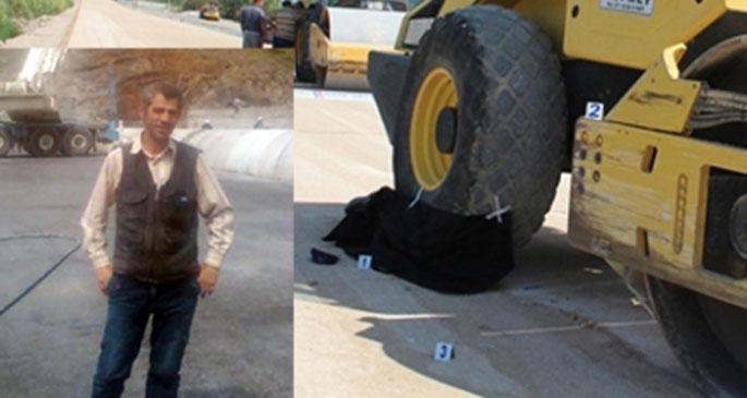 Ardahan'da HES inşaatında iş cinayeti