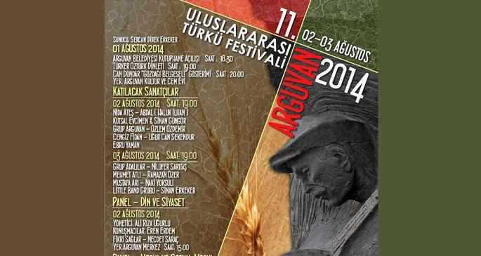 Arguvan Türkü Festivali başlıyor
