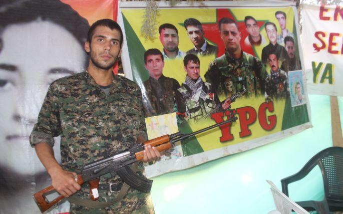 Askerden firar edip YPG'ye katıldı