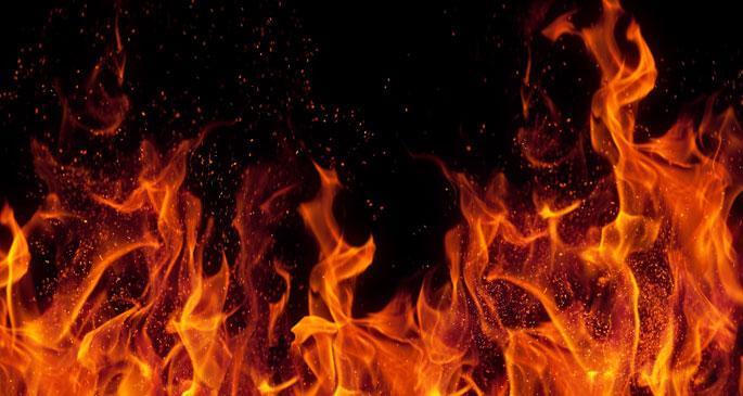 Ateş ve kömür