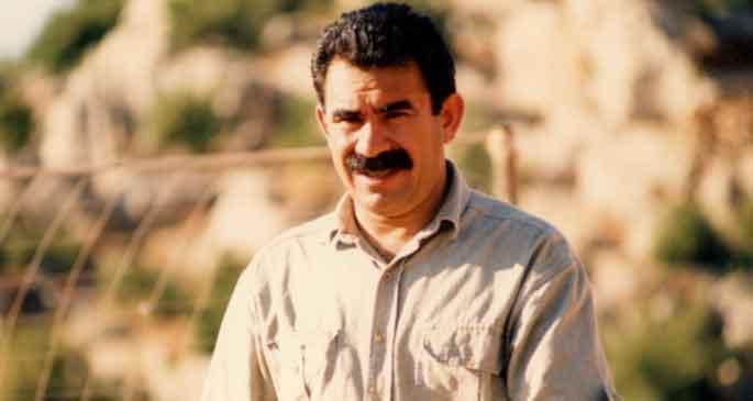 Avukatlar Öcalan\