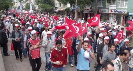 12 bin işçi greve çıkıyor