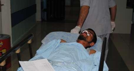 Karakol yakınında patlama: Çoban yaralandı