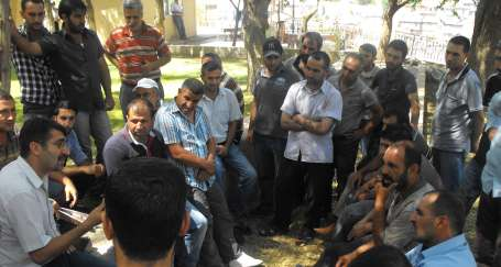 Maden işçileri de 'grev' dedi