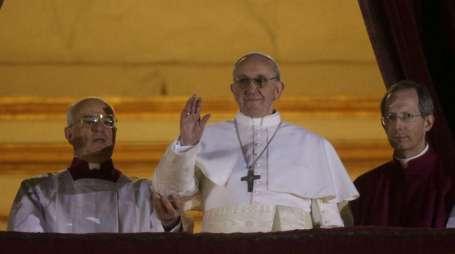 İlk kez Avrupa dışından bir Papa seçildi