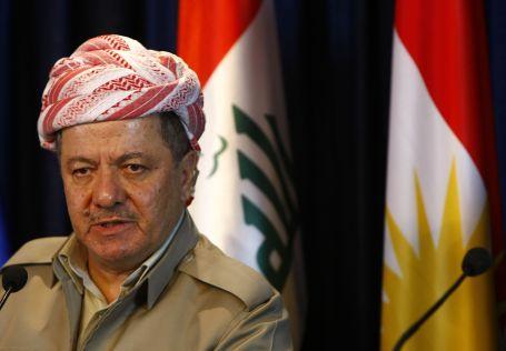 Barzani açık ara önde