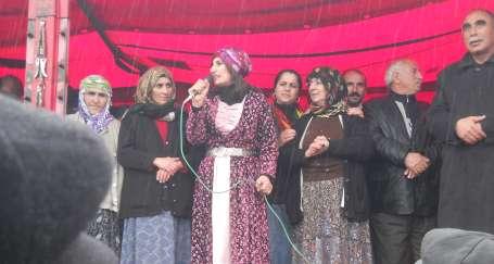 Kars'ta ilk kadın milletvekili adayı