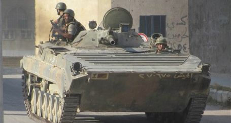 'Türkiye, Suriyeli isyancıları eğitiyor'