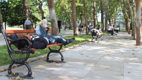 Yurttaşlar Gezi Parkı
