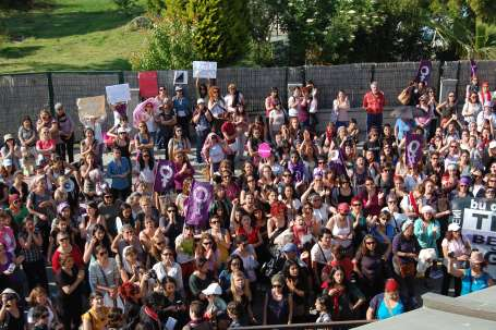 Kadın avukatların Fethiye isyanı