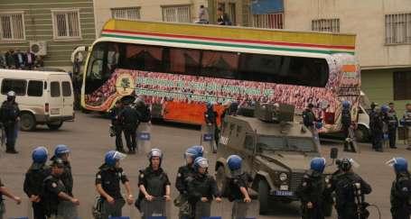 Polis, BDP