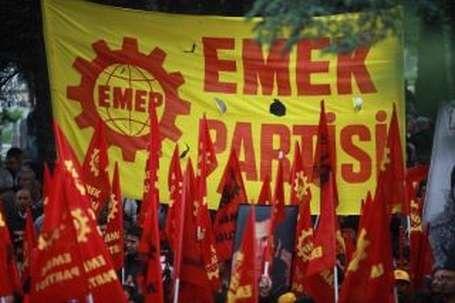EMEP: Barış için mücadele