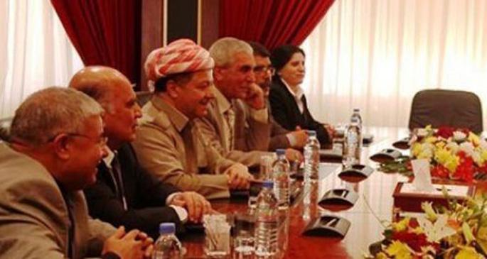 Barzani ile Salih Müslim Cumartesi görüşecek