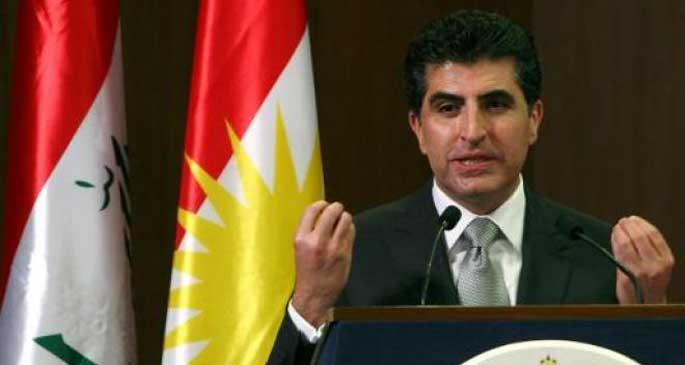 Barzani: Petrol için Bağdat\
