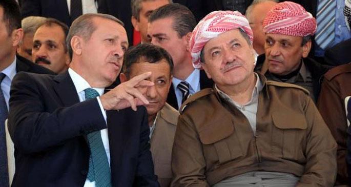 Barzani yüzünü Kürtlere dönsün
