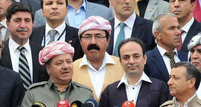 Barzani\