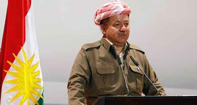 Barzani: PYD ne devrimi yapmış!