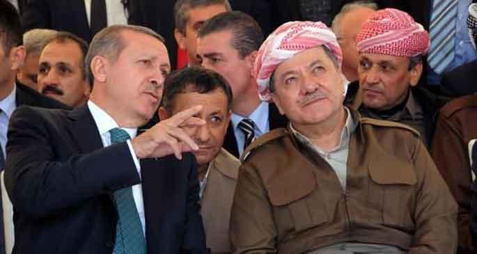 Barzani'nin zor hali; kılıç kimde, kalkan kim?