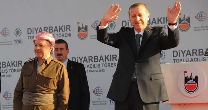 Başbakan Erdoğan Diyarbakır\