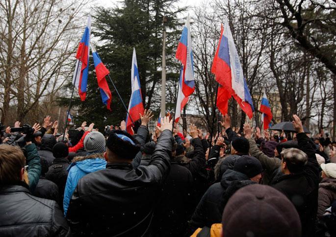 Batı, Rusya'ya savaşı dayatıyor