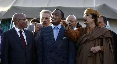 Kaddafi, Afrika Birliği