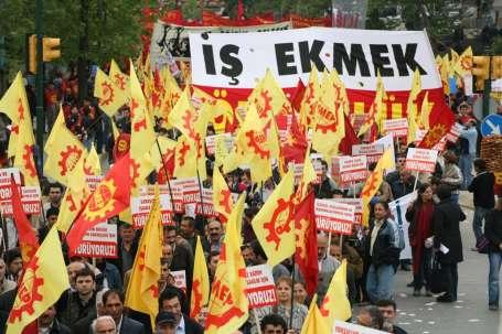 EMEP: Tezkere, savaş değil barış ve kardeşlik