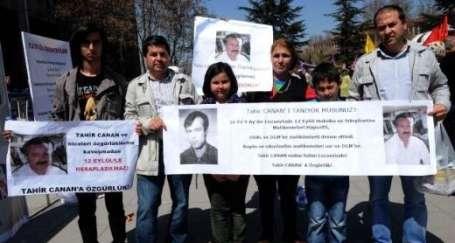 Tahir Canan'ın ailesi 'yeter artık' diyor