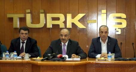 Türk-İş yönetimi ne iş yapar?