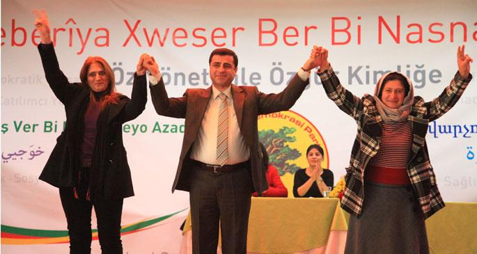 BDP 7 il ve 63 ilçe belediye başkan adayını açıkladı