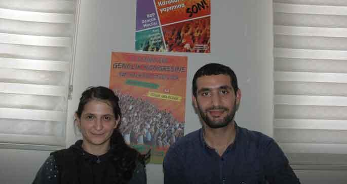 BDP gençliği kongrede buluşuyor