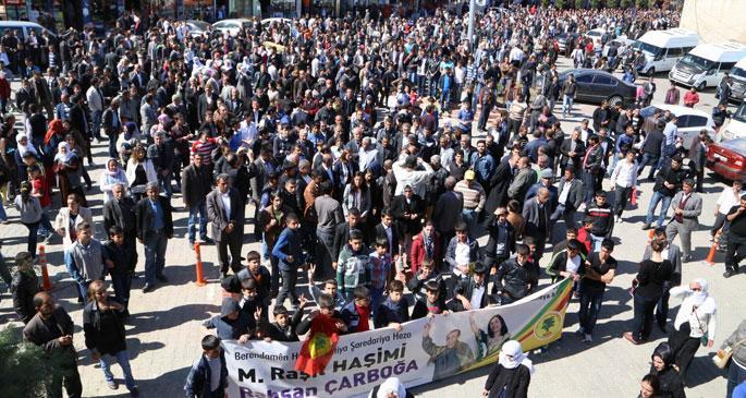 Kozluk'ta BDP'nin itirazı reddedildi