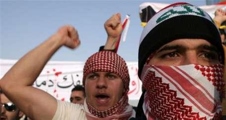 Suriye'de polis öğrencilere saldırdı