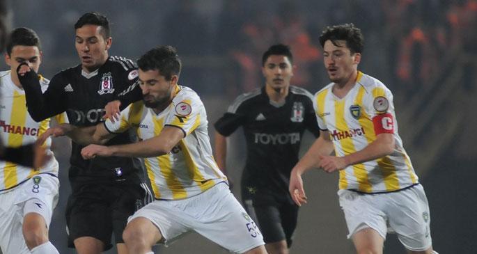 Beşiktaş da elenenler kervanına katıldı