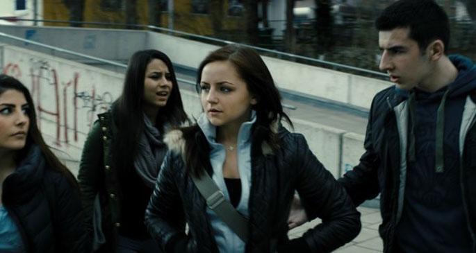 Betondaki Çatlaklar İstanbul Film Festivali'nde