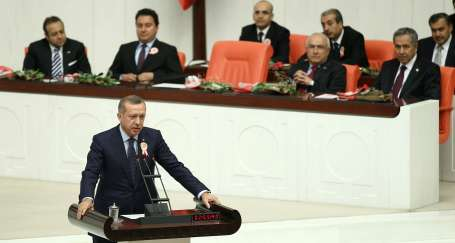 AKP'nin kapısı demokrasiye kapalı