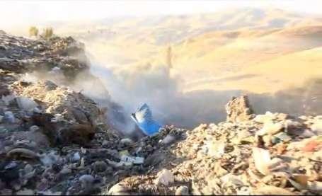 Avanos çöplüğü daha kaç ay yanacak?